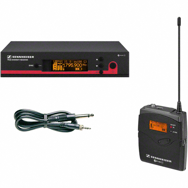 Senheiser ew 172 g3-1G8 Wireless Kompletset für Catchbox Pro