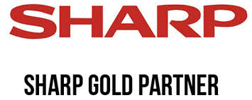 M-Medientechnik GmbH ist Sharp Gold Partner 2019