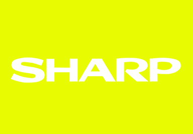 Sharp Gold Partner Displays