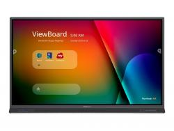 ViewSonic IFP8652-1A - 86 Zoll - 400 cd/m² - 3840x2160 - Android - 32GB - 33 Punkt - Touch Display
