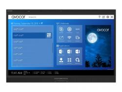 Avocor AVW-6555 - 65 Zoll - 370 cd/m² - 3840x2160 - 20 Punkt - Touch Display - WDC