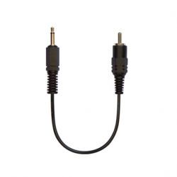 Catchbox Adapter-Kabel für Sennheiser - 3.5mm Klinke