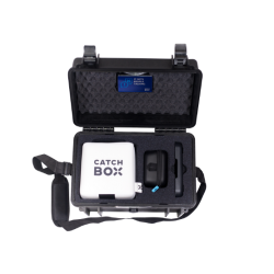 Catchbox Pro Travel Case - Transportkoffer - Hardcase