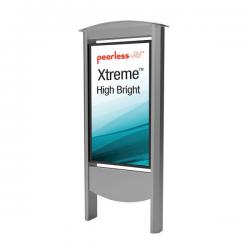 KOP2555-XHB-EUK - 55 Zoll - XtremeTM Outdoor Portrait Kiosk mit Full HD-Display - IP68