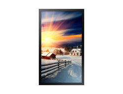 Samsung OH85N-SK - 85 Zoll - 3300 cd/m² - UHD - 3840x2160 Pixel - 24/7 Outdoor-Display