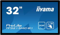 iiyama ProLite TF3215MC-B1 - 32 Zoll - 460 cd/m² - 1920x1080 Pixel - FHD - 30 Punkt - Multitouch Display