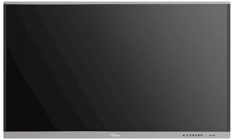 Optoma 5861RK - 86 Zoll - 370 cd/m² - UHD - 3840x2160 Pixel - Android - 20 Punkt - Touch Display
