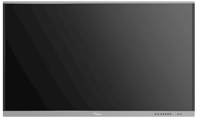 Optoma 5751RK - 75 Zoll - 370 cd/m² - UHD - 3840x2160 Pixel - Android - 20 Punkt - Touch Display