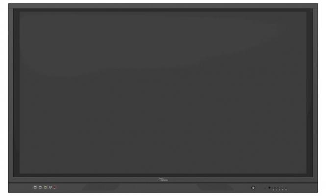 Optoma 3861RK - 86 Zoll - 370 cd/m² - UHD - 3840x2160 Pixel - Android - 20 Punkt - Touch Display