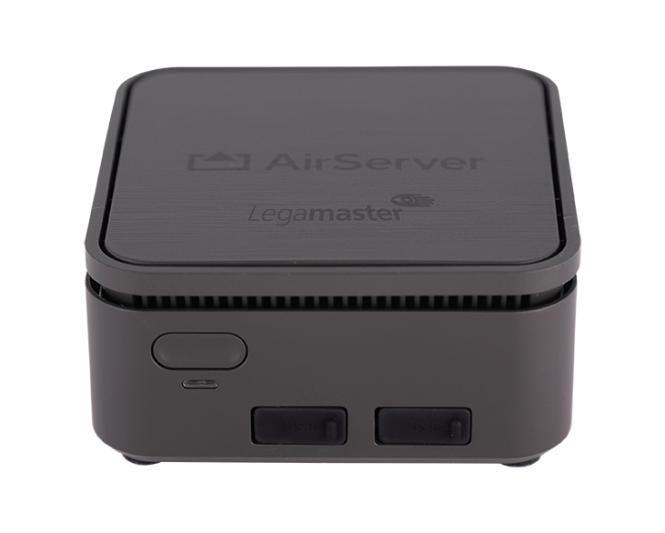 Legamaster Airserver Connect 2 - kabelloses Screenshare System - UHD bis 60fps