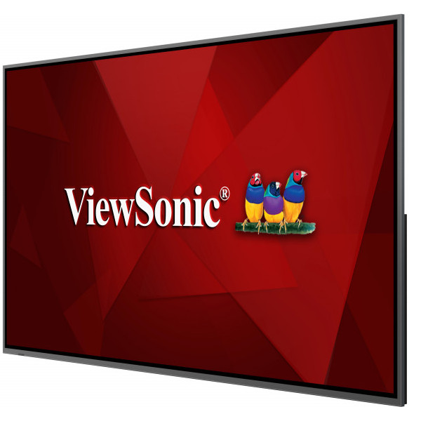 ViewSonic CDE8620 - 86 Zoll - 450 cd/m² - 3840x2160 Pixel - 16/7 - Android - Display