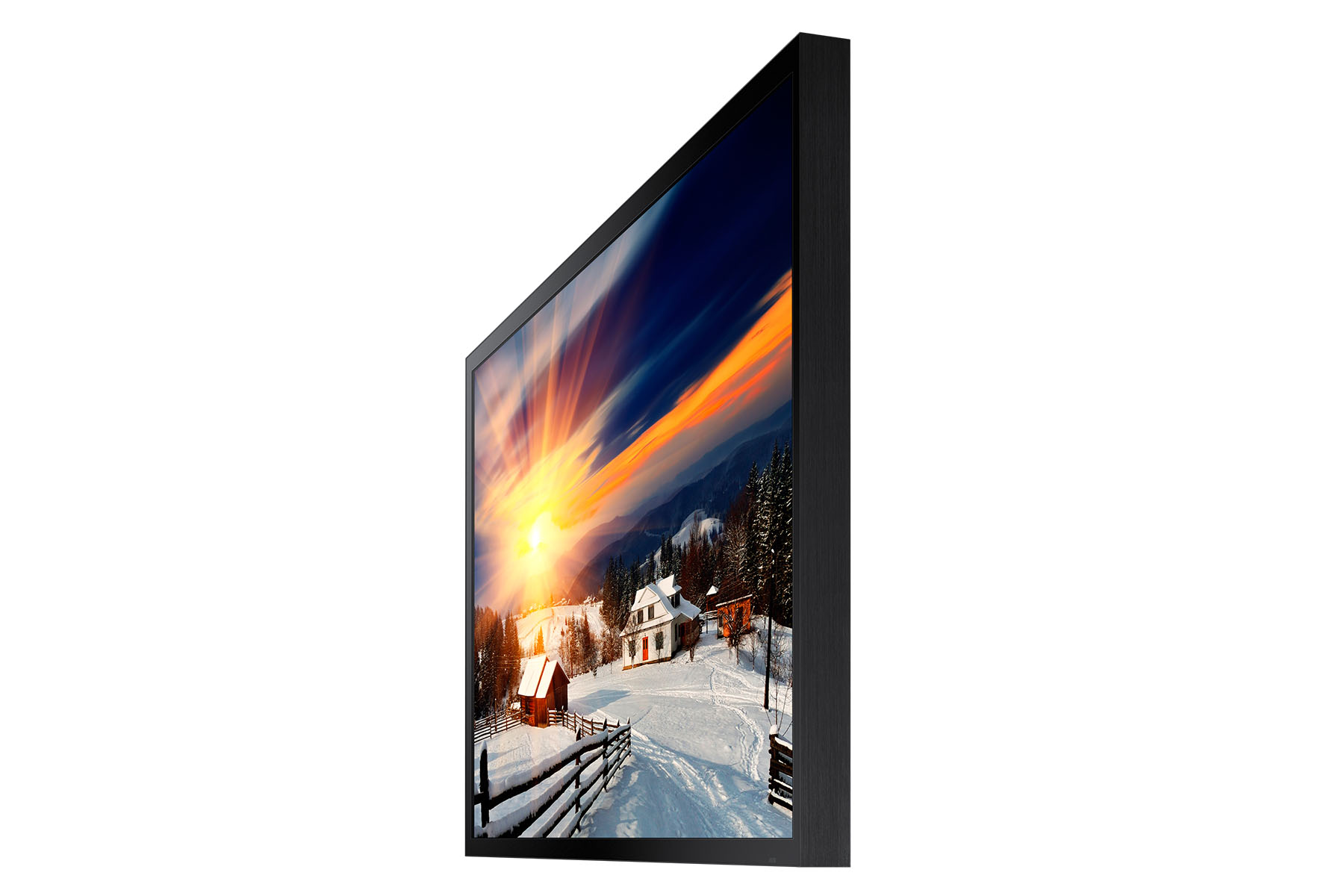 Samsung OH75F - 75 Zoll - 2500 cd/m² - 1920x1080 Pixel - Outdoor ...